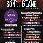 Festival Oradour sur Glane (87), Haute-Vienne (sept. 2017)