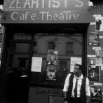 Ze Artist, Paris (Juil.2016)